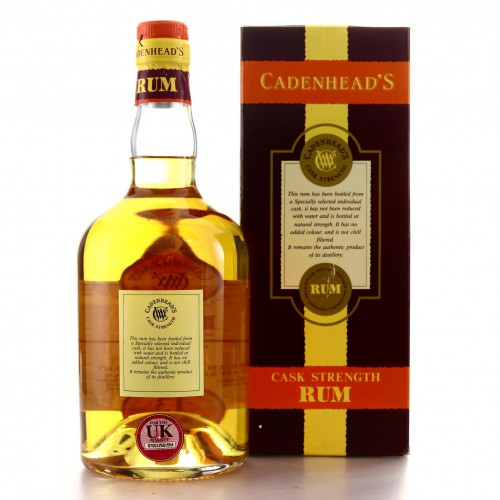South Pacific 2003 Cadenhead's 13 Year Old