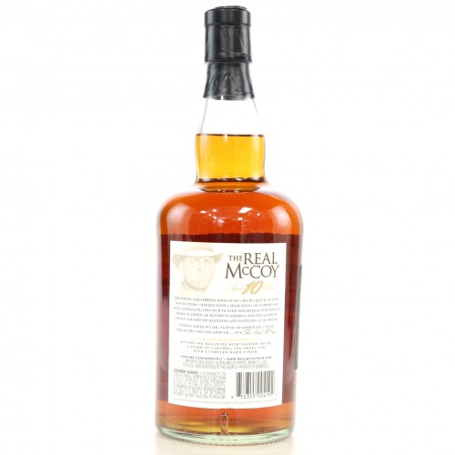 Real McCoy 10 Year Old Limited Edition Batch 2017 75cl / US Import