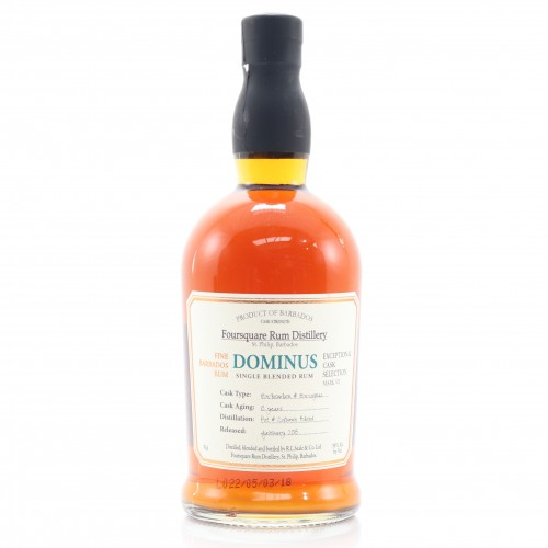 Foursquare 10 Year Old Dominus