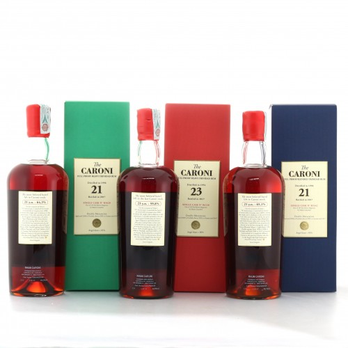 Caroni Velier Magnum Collection 3 x 1.5 Litre / 70th Anniversary