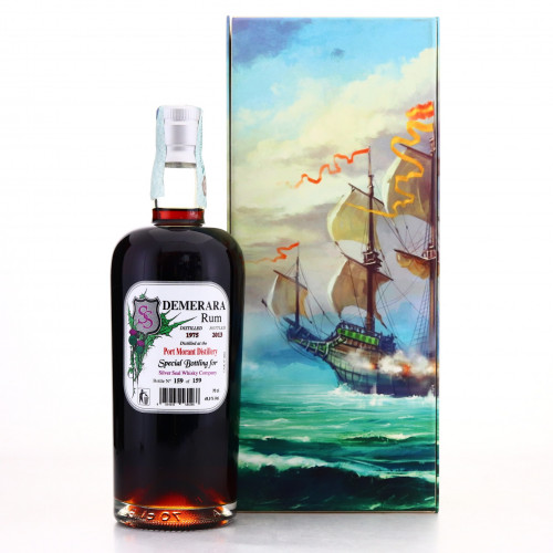 Port Mourant 1975 Silver Seal 37 Year Old